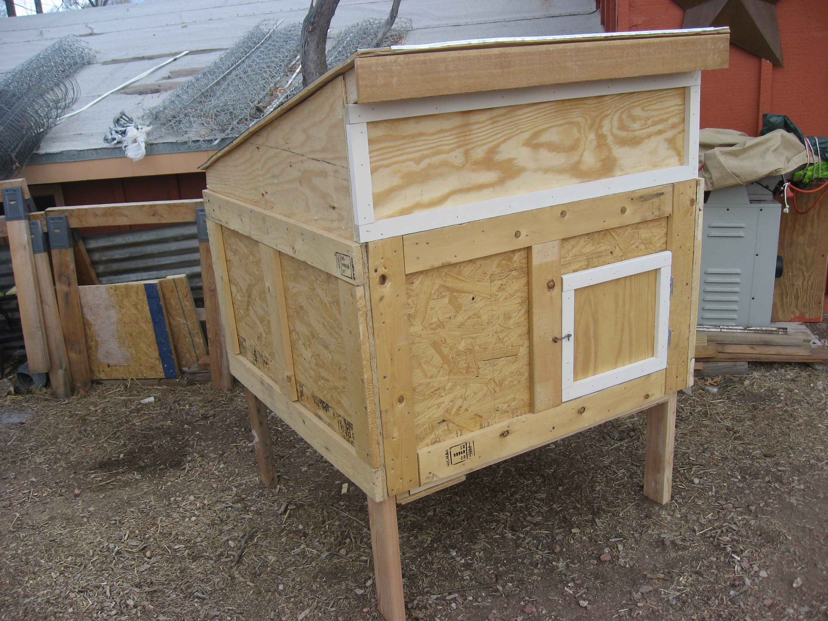 chicken wheelbarrow amish built hutch coop hutches img coops